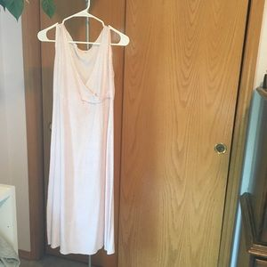 Mid calf sun dress